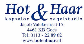 kapsalon & nagelstudio Hot & Haar Goes